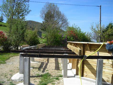Faire Une Terrasse Bois Autour Piscine