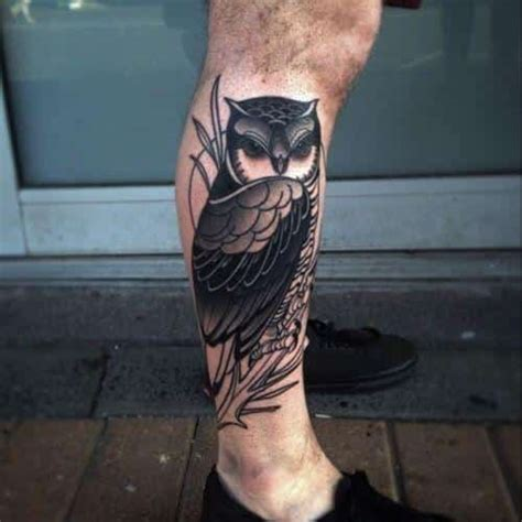 calf tattoos guys leg tattoos for ideas and designs for guys