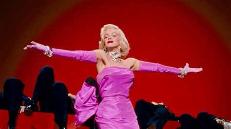 marilyn monroe gentlemen prefer blondes gentlemen prefer blondes nyt watching