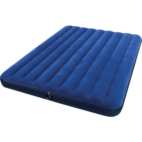 inflatable airbed air mattress portable camping blow