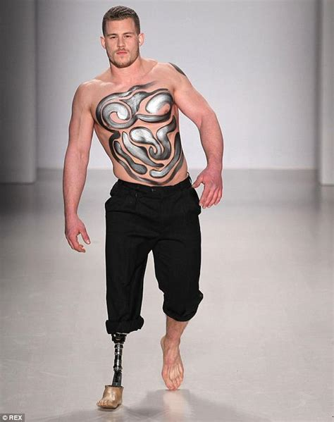 Top Model Handicapée