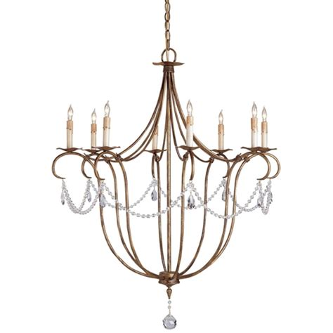 Currey And Company Light Fixtures Currey Company Lighting Light Chandelier Large 9881