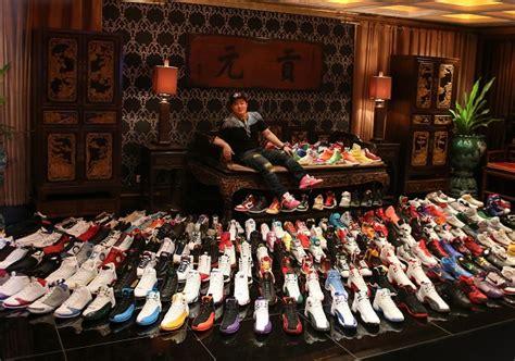 Sneakerhead Closet by Evian Chow China S Top Sneakerhead Sneakerfiles