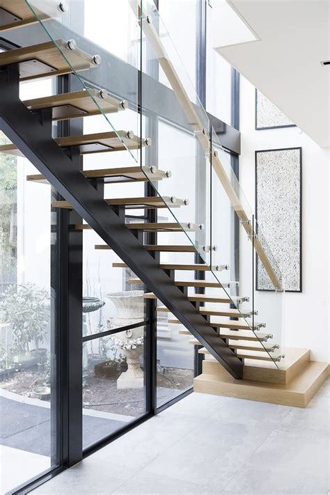 indoor stairs stairs contemporary staircase architecture american