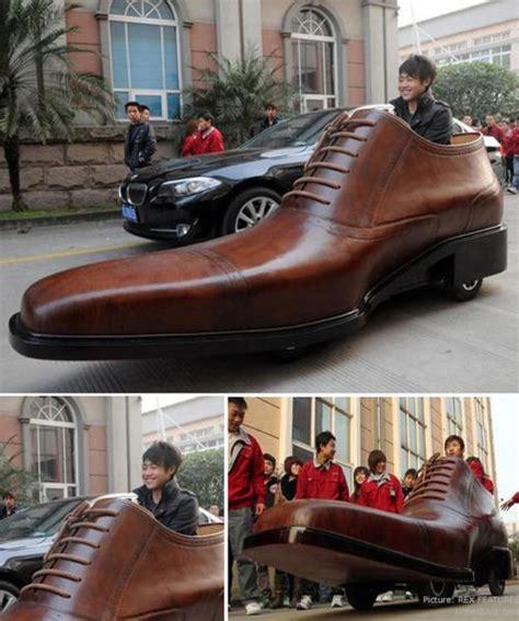 big shoes big shoe automotive edition manolo s shoe