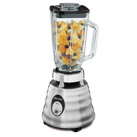 Oster® Beehive Blender   Brushed Stainless at Oster.com.