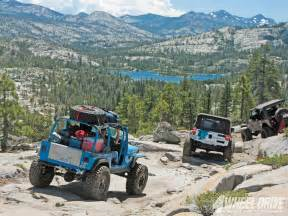 jeep momma a slightly different view of the rubicon trail