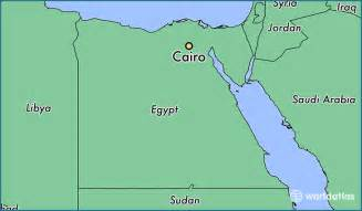 where is cairo on the map where is cairo where is cairo located in