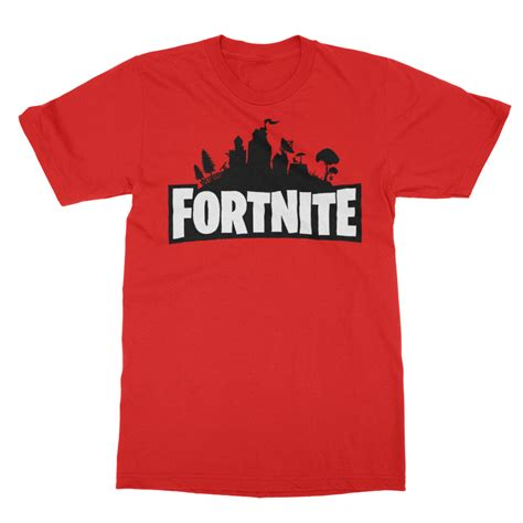 T Shirt fortnite t shirt getowned co uk fortnite merchandise