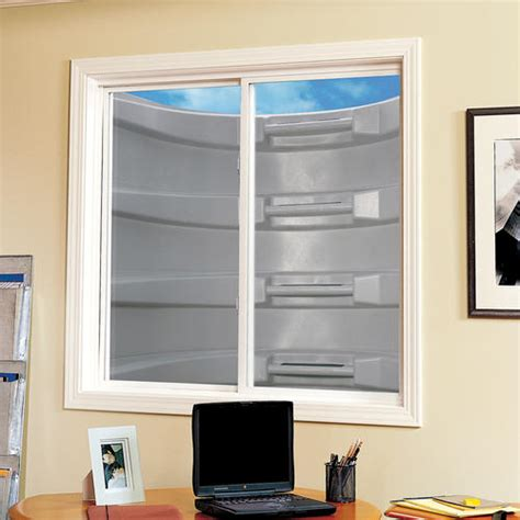 wellcraft 61 quot x 43 quot gray modular egress window well