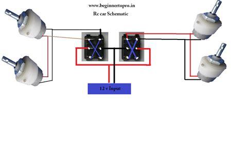 circuit diagram to make a remote car gallery