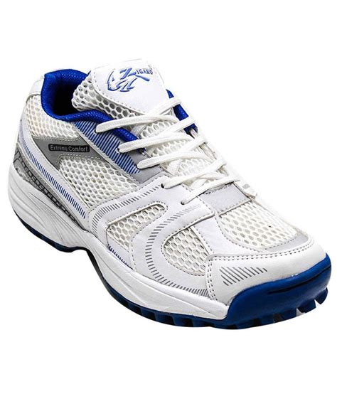 cricket sports shoes zigaro white cricket sports shoes buy zigaro white