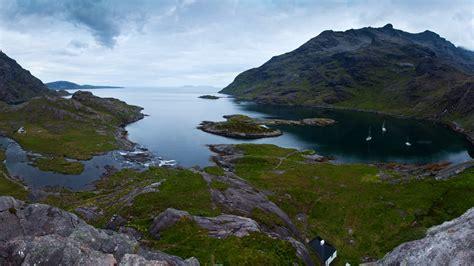 wallpaper scotland  hd wallpaper sea lake travel