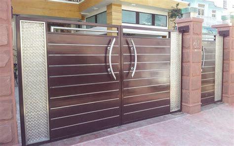 nursing home gate design black ss gate raj techno fab engineers limited id 10545711155