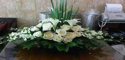 bunga hiasan meja makan desainrumahidcom