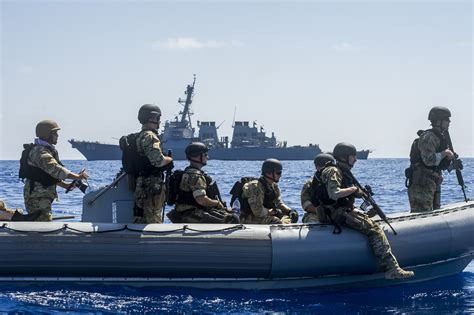 small boat operations file uss gonzalez conducts small boat operations