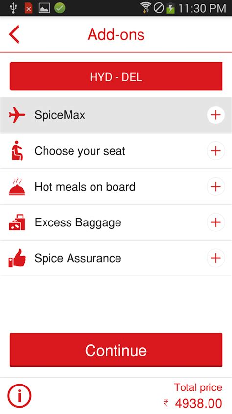 spicejet mobile app spicejet android apps on play