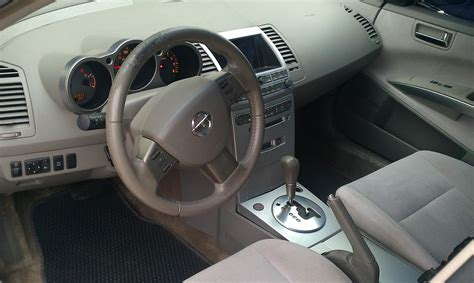 2005 Nissan Maxima Interior by 2005 Nissan Maxima Interior Pictures Cargurus