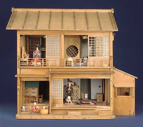 japanese doll house japanese doll house miniature pinterest