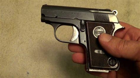 Astrea Cub astra cub 22 semi auto pistol