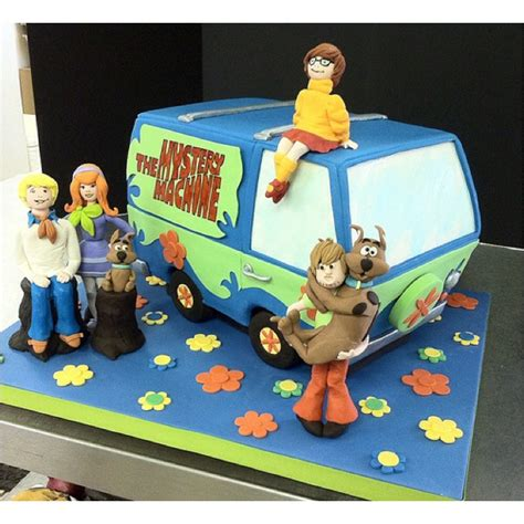 pin scooby doo template cake pinterest long hairstyles