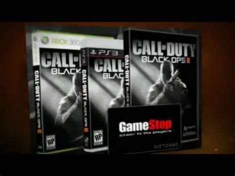 Call Of Duty Gift Card - call of duty games get call of duty and a 250 gamestop