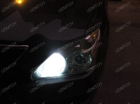 Projieprojector Led Lexus 3 Emiter cree drl ijdmtoy for automotive lighting