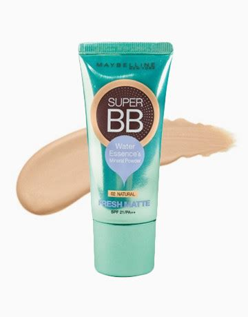 Maybelline Bb Fresh Matte bb fresh matte by maybelline products beautymnl