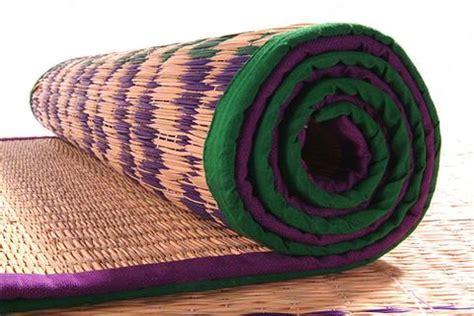the grass mats of pattamadai india1001