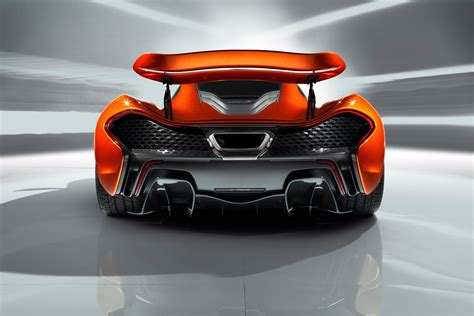 mclaren p1 concept new mclaren p1 supercar concept previews f1 successor