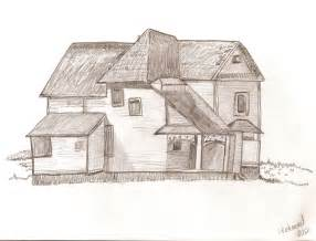 how to draw a house creative every day drawing angie richmond