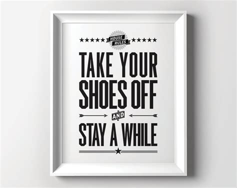 taking shoes off in house etiquette house rules take your shoes off and stay a while 8x10