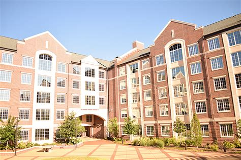 auburn university housing housing tours university housing auburn university