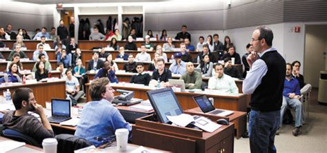 Mba Classroom by Business Schools With The Best Mba Teaching Faculty