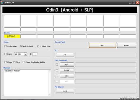 android odin odin3 indir android g 252 ncelleme programı