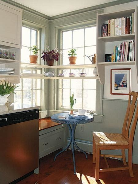 creative window decorating ideas  open shelves
