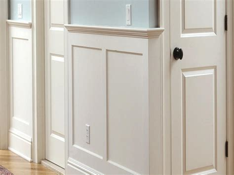 How To Design Wainscoting Decorations Affordable Wainscoting Kits Design The