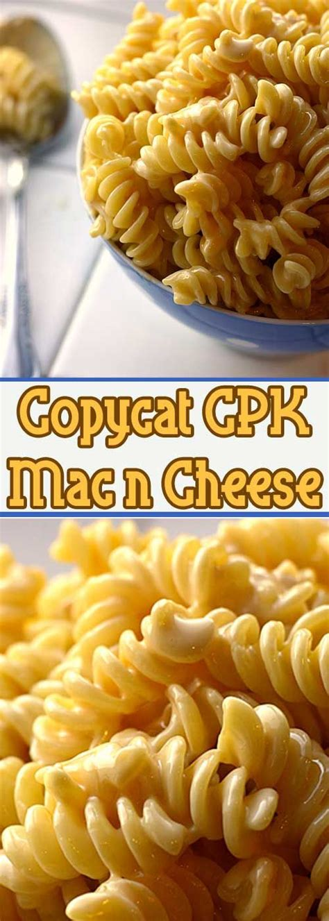 california pizza kitchen mac and cheese copycat california pizza kitchen mac and cheese recipe cheese its cheese recipes and macaroni