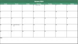 2014 calendar template with holidays 2013 employee vacation tracking calendar template my