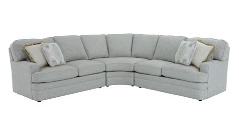 sherrill sectional sofa sherrill design your own 96 tbu 3 pc sectional sofa baer