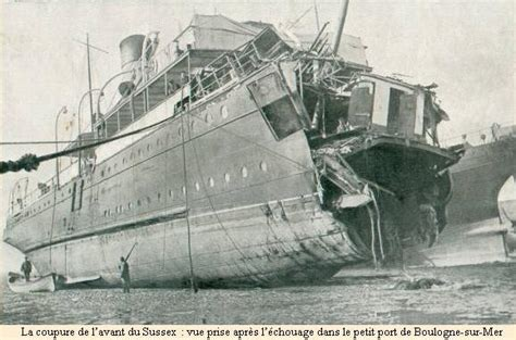 german u boats stood by the sussex pledge sussex pledge america s involvement in world war one