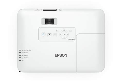 Proyektor Epson Wifi epson 1780w wireless wxga 3lcd projector projectors