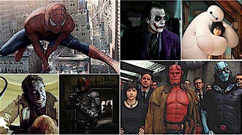 best superhero movies 2016   erogonmama