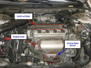 how to determine which o2 sensor is bad honda tech