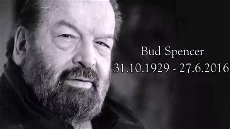 bid spencer r i p bud spencer 1929 2016