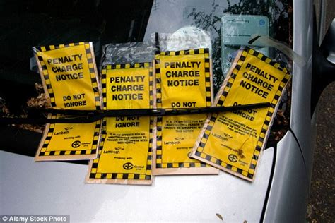 Can I Be A Driver With A Criminal Record Parents 163 100 Fines If They Park While Dropping Their Children Daily Mail