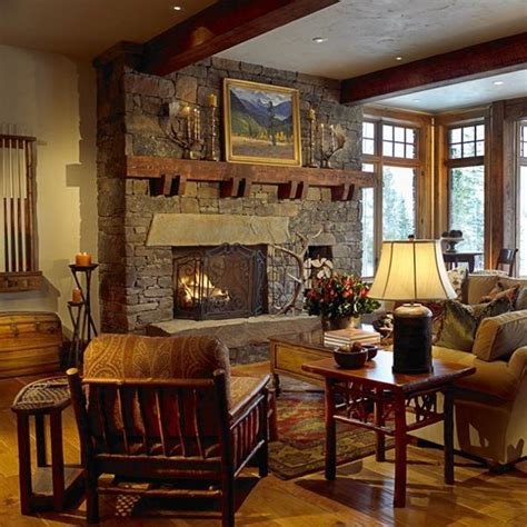 rustic family rooms beautiful rustic family room our house pinterest