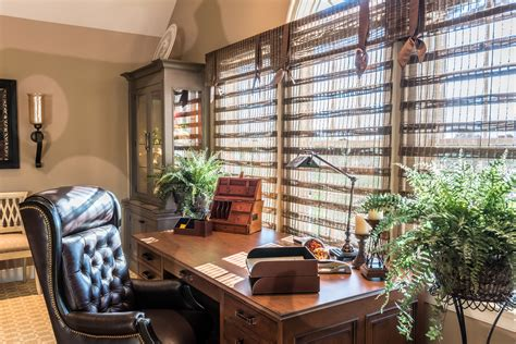 home office window treatments window treatments in harrisburg custer design group