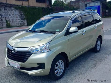toyota avanza philippines used toyota avanza e 2016 avanza e for sale marikina