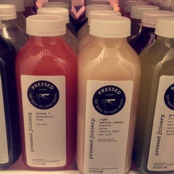 Los Angeles Detox Juice by Pressed Juicery Order Food 111 Photos 162